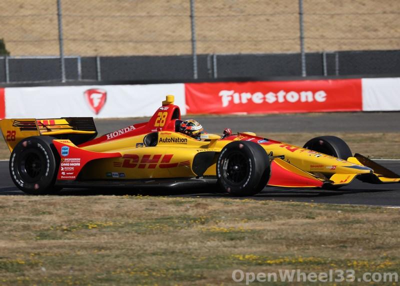 2018 Verizon IndyCar Series Grand Prix of Portland Liveries - 2018 PORTLAND No. 28