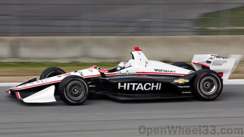 2019 NTT IndyCar Series Liveries from WeatherTech Raceway Laguna Seca - 2019 FEB LAGUNA No. 2
