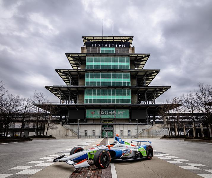 2019 INDYCAR LIVERIES CLAUSON-MARSHALL RACING #39 - 2019 INDYCAR CAR 39 FEBRUARY UNVEIL