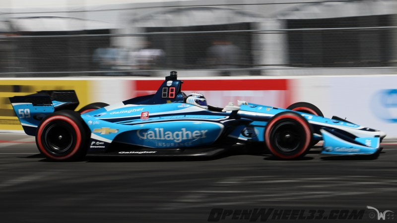 Liveries - 2019 NTT IndyCar Series Acura GP of Long Beach - 2019 INDYCAR LIVERIES LONG BEACH INDYCAR CAR No. 59
