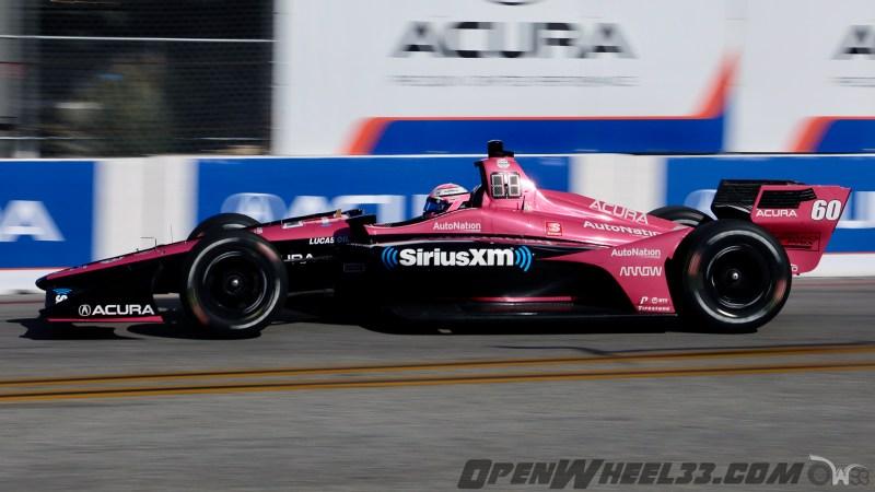 Liveries - 2019 NTT IndyCar Series Acura GP of Long Beach - 2019 INDYCAR LIVERIES LONG BEACH INDYCAR CAR No. 60