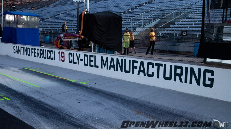 Pit Wall Signs - 2019 103rd Running of the Indianapolis 500 Mile Race - 2019 INDYCAR LIVERIES INDY500 PIT WALL No. 19