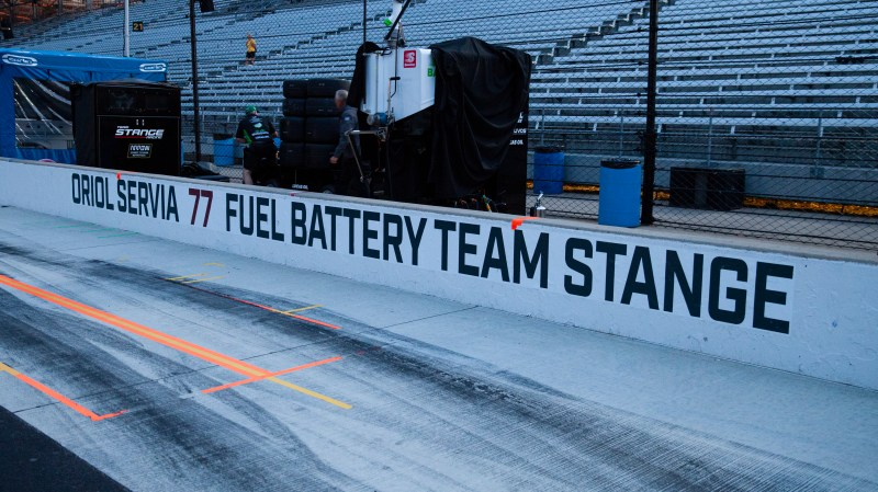 Pit Wall Signs - 2019 103rd Running of the Indianapolis 500 Mile Race - 2019 INDYCAR LIVERIES INDY500 PIT WALL No. 77
