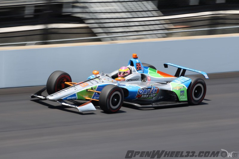 INDYCAR Liveries - 2019 103rd Running of the Indianapolis 500 Mile Race - 2019 INDYCAR LIVERIES INDY500 PRACTICE INDYCAR CAR No. 39