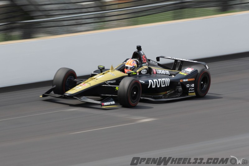 INDYCAR Liveries - 2019 103rd Running of the Indianapolis 500 Mile Race - 2019 INDYCAR LIVERIES INDY500 PRACTICE INDYCAR CAR No. 5
