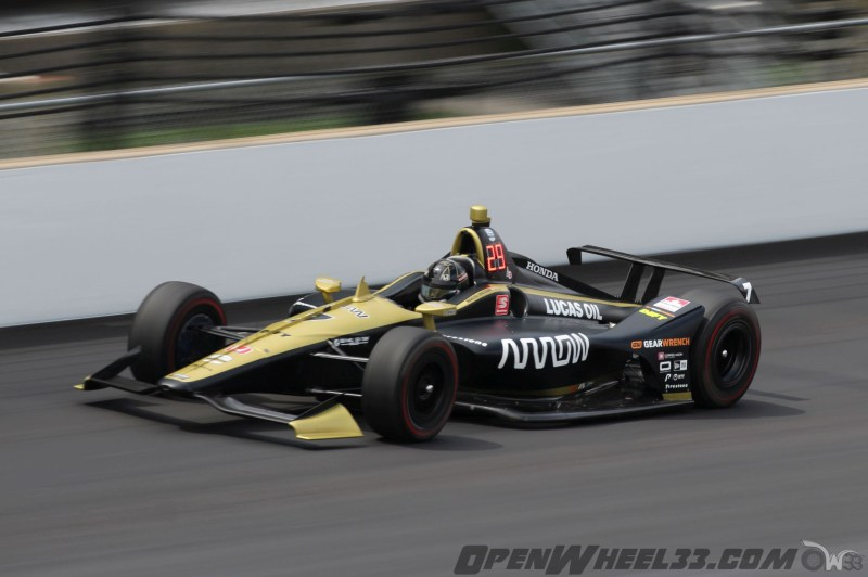 INDYCAR Liveries - 2019 103rd Running of the Indianapolis 500 Mile Race - 2019 INDYCAR LIVERIES INDY500 PRACTICE INDYCAR CAR No. 7
