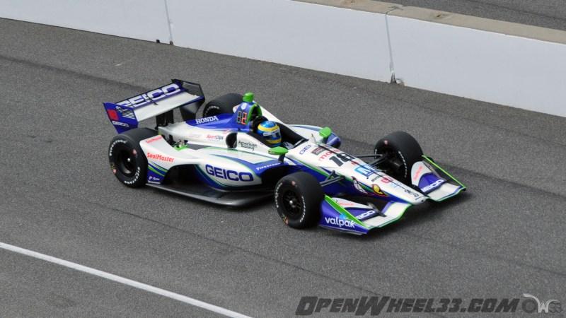 Liveries - 2019 NTT IndyCar Series INDYCAR Grand Prix - 2019 INDYCAR LIVERIES INDYGP INDYCAR CAR No. 18