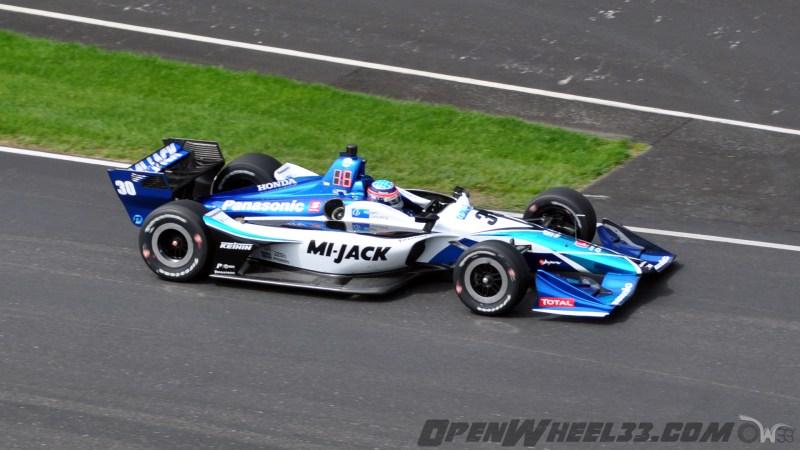 Liveries - 2019 NTT IndyCar Series INDYCAR Grand Prix - 2019 INDYCAR LIVERIES INDYGP INDYCAR CAR No. 30