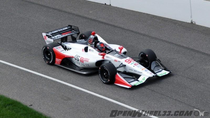 Liveries - 2019 NTT IndyCar Series INDYCAR Grand Prix - 2019 INDYCAR LIVERIES INDYGP INDYCAR CAR No. 98