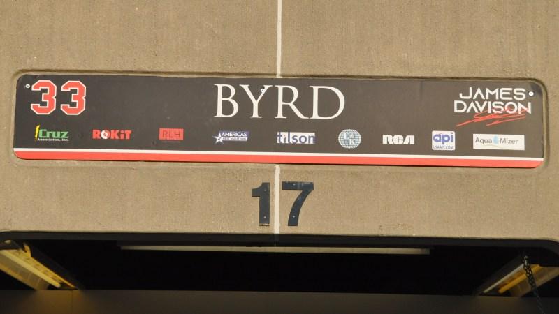 Gasoline Alley Signs - 2019 Indianapolis 500 & INDYCAR Grand Prix - 2019 INDYCAR PHOTO GALLERY INDY500 GARAGE SIGNS 33