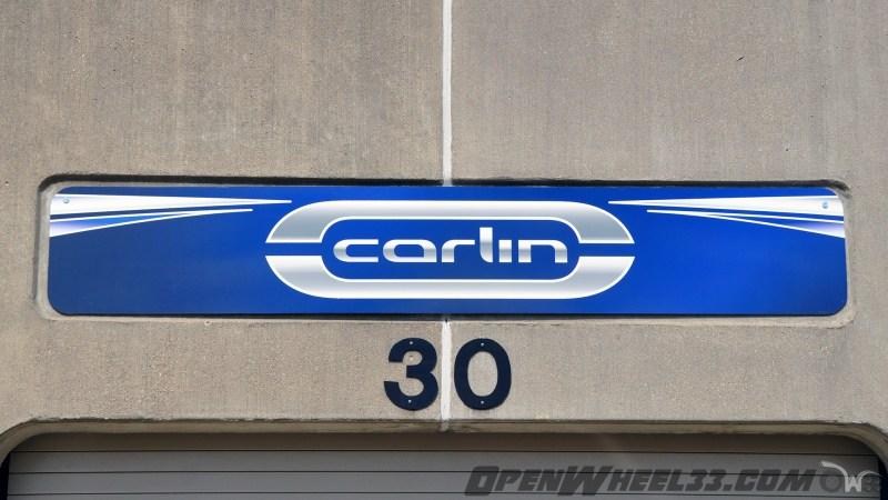 2019 INDYCAR PHOTO GALLERY INDY500 GARAGE SIGNS CARLIN