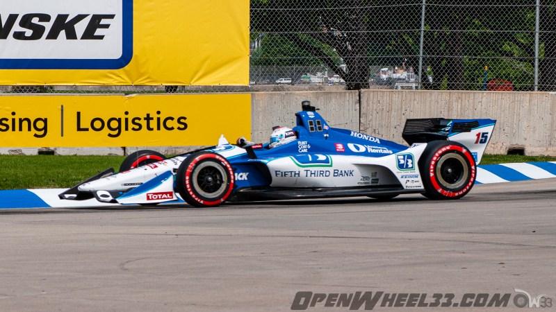 Liveries – 2019 NTT IndyCar Series Chevrolet Detroit Grand Prix - 2019 INDYCAR LIVERIES DETROITGP INDYCAR CAR No. 15