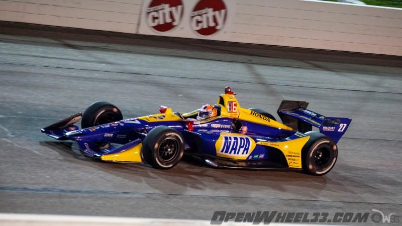 Liveries – 2019 NTT IndyCar Series Iowa 300 - 2019 INDYCAR LIVERIES IOWA INDYCAR CAR No. 27