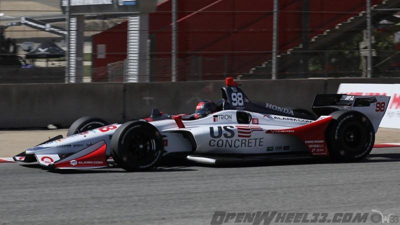 Liveries – 2019 NTT IndyCar Series Firestone GP of Monterey - 2019 INDYCAR LIVERIES LAGUNA INDYCAR CAR No. 98