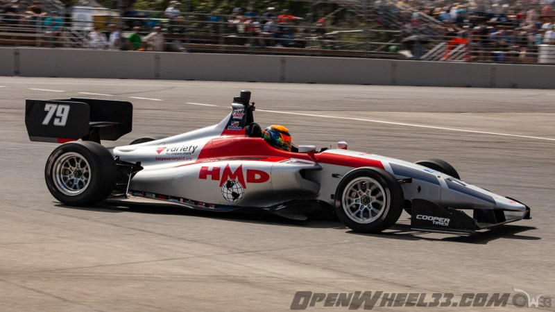 Liveries - 2019 Indy Lights Portland International Raceway - 2019 INDYLIGHTS LIVERIES PORTLAND INDYLIGHTS CAR No. 79
