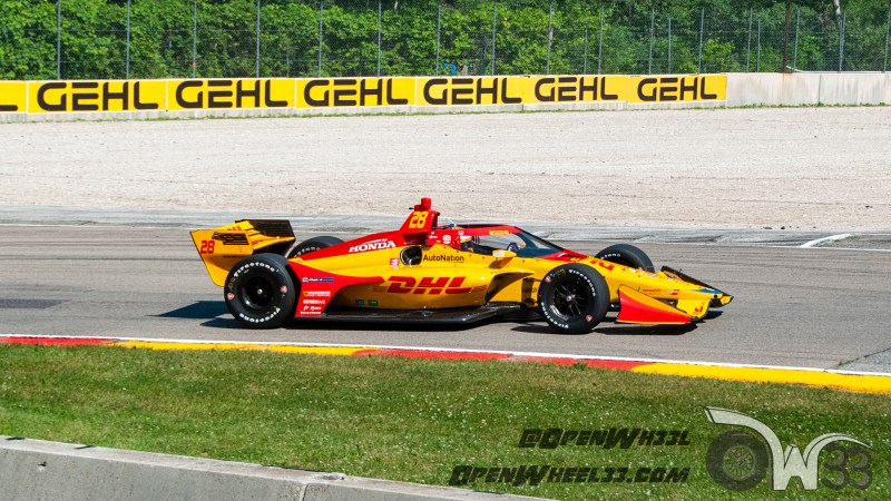 Liveries – 2020 REV Group Grand Prix at Road America - 2020 INDYCAR LIVERIES ROAD AMERICA INDYCAR CAR No. 28