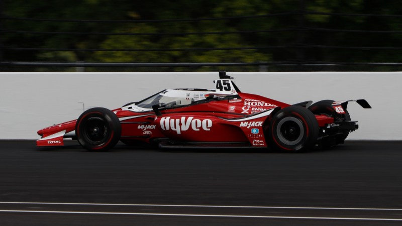 Liveries – 2020 104th Running of the Indianapolis 500 Mile Race - 2020 INDYCAR LIVERIES INDY 500 INDYCAR CAR No. 45