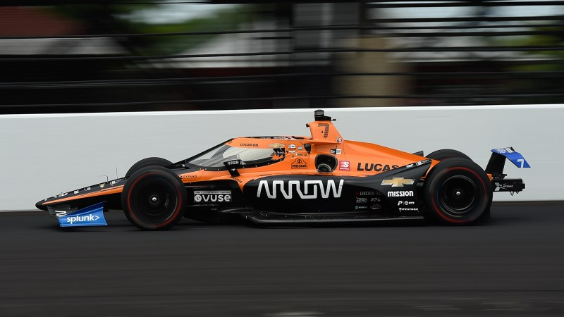 Liveries – 2020 104th Running of the Indianapolis 500 Mile Race - 2020 INDYCAR LIVERIES INDY 500 INDYCAR CAR No. 7