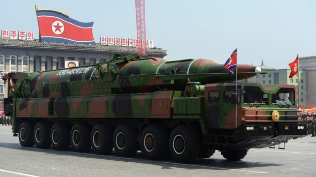 North Korea Warns US Of Retaliatory Nuclear Strikes