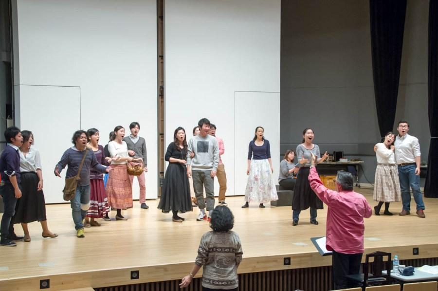 【稽古場レポート】サントリーホール オペラ・アカデミー公演《愛の妙薬》