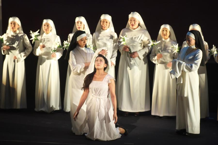 東京シティオペラ《修道女アンジェリカ》より