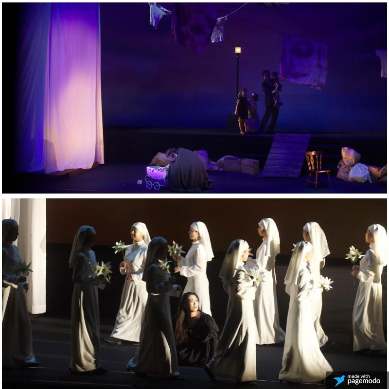 東京シティオペラ《外套》《修道女アンジェリカ》