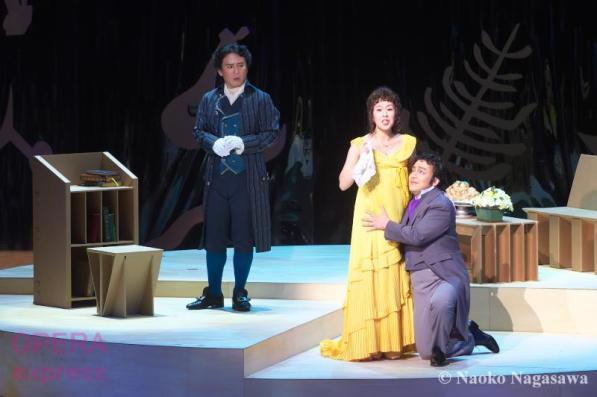 東京二期会オペラ劇場《ウィーン気質》ADSC_5473 © Naoko Nagasawa (OPERAexpress)