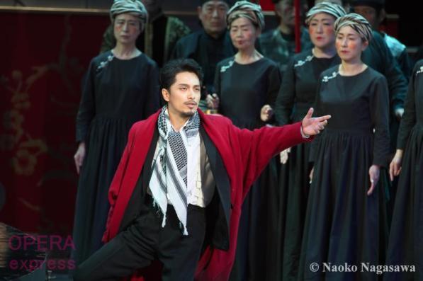 首都オペラ《トゥーランドット》 ADSC_7450 © Naoko Nagasawa (OPERAexpress)