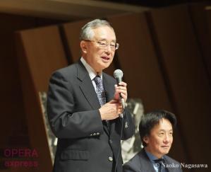 宮内義彦(新日本フィル理事長)