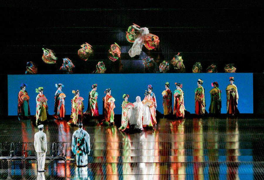 METライブビューイング《蝶々夫人》  (C)Ken Howard/Metropolitan Opera