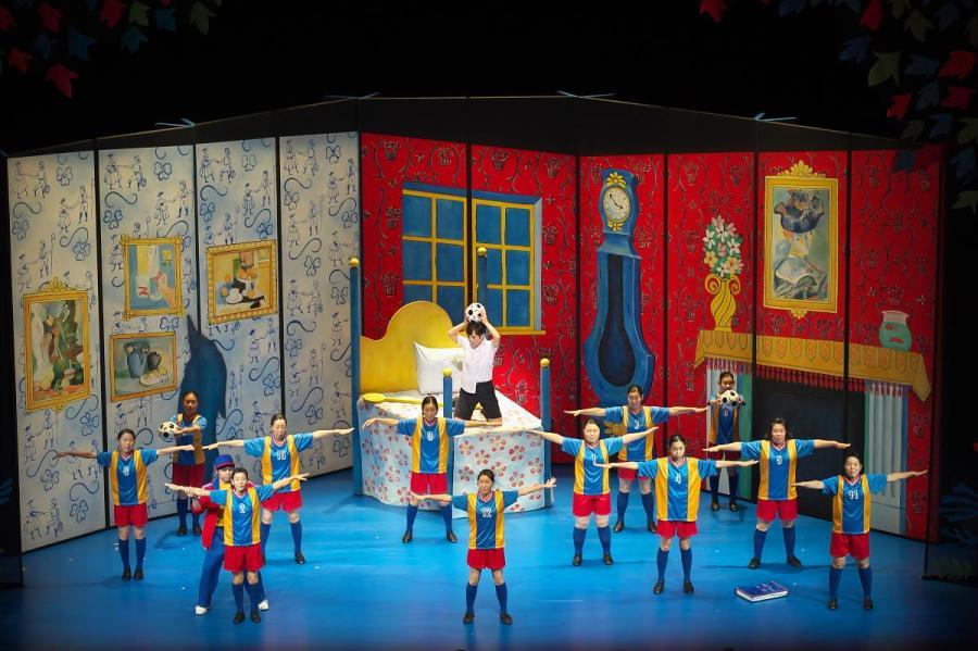 『 セイジ・オザワ 松本 フェスティバル』から中学一年生の皆さんへ、音楽の贈り物!———子どものためのオペラ ラヴェル:「子どもと魔法」