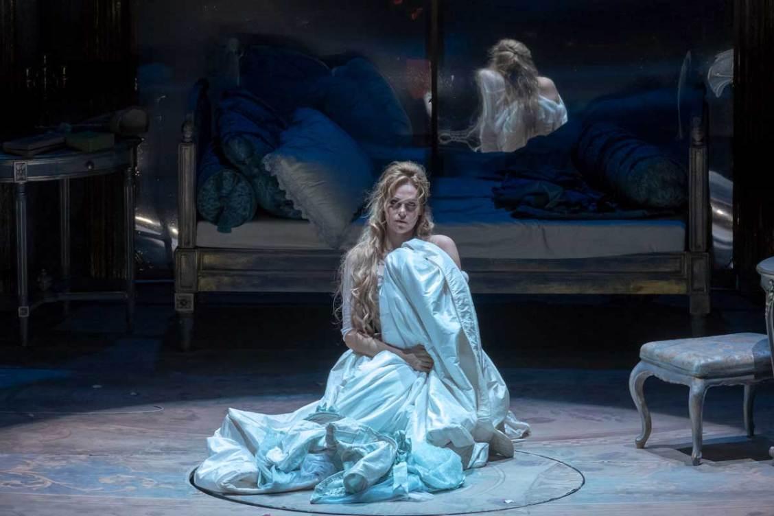 ローマ歌劇場 2018年 日本公演《マノン・レスコー》最終舞台稽古より