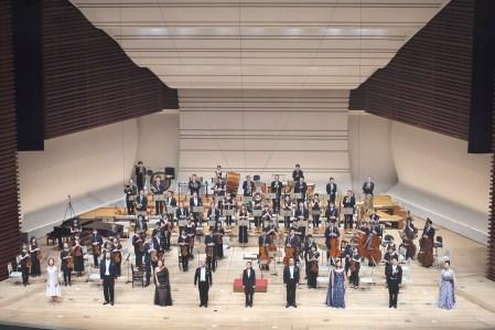 音楽の喜びを思い出す、希望のコンサート。東京二期会スペシャル・オペラ・ガラ・コンサート「希望よ、来たれ!」