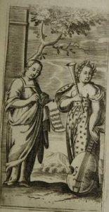 Orontea - 1666 booklet
