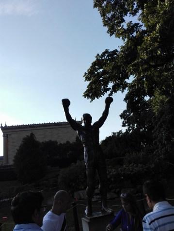 Rocky en Philly