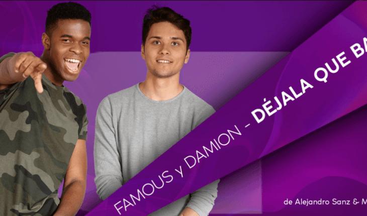 damion famous dejala que baile (1)