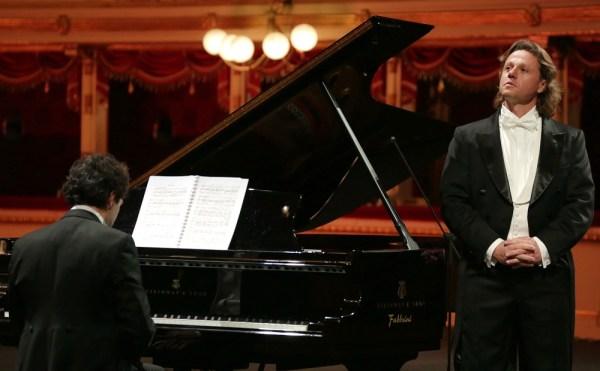 Milano - Teatro alla Scala: Recital di Markus Werba ...