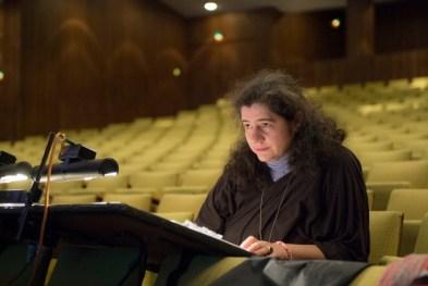 Vera Nemirova © Bettina Stöß