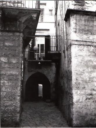 La casa natale del Traetta a Bitonto