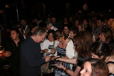 L'assedio dei Fans a Volterra