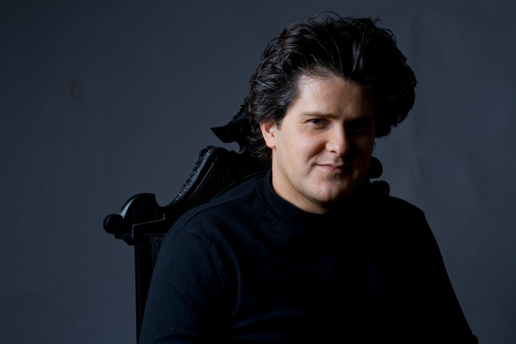 Il M° Sergio Alapont