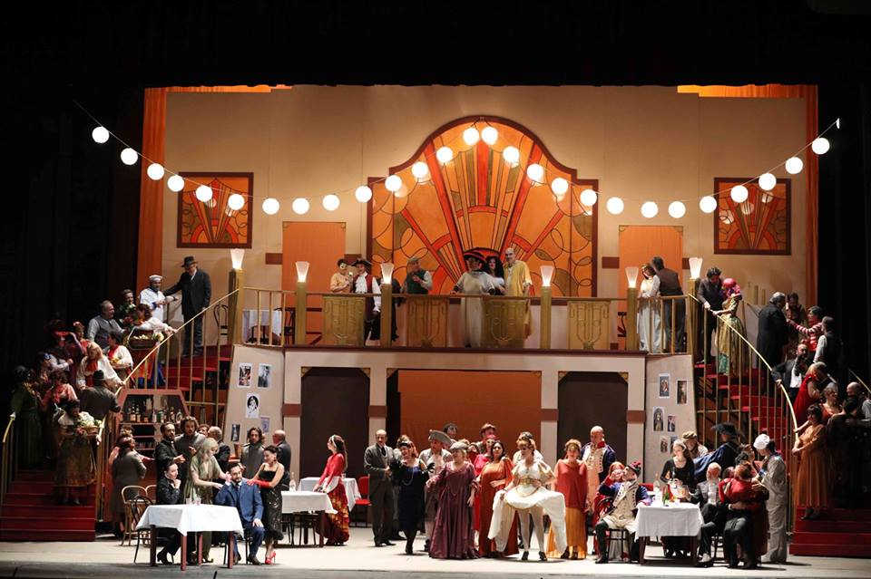 Review Sipario: LA RONDINE al Bellini di Catania