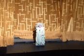 Christine Goerke (Turandot) at curtain call