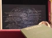 Intermission curtain Werther