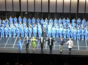 The cast, La Damnation de Faust