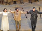 Hui He, Marcelo Alvarez, Ludovic Tezier, Il Trovatore, Opera Bastille