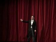 Juan Diego Florez curtain call La Sonnambula WSO