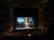 Curtain, La Fanciulla, Vienna
