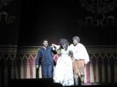 The cast Andrea Chenier BSO