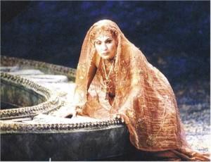"Nelly Miricioiu: Silvana in ""La Fiamma"" an der römischen Oper/ Foto Opera di Roma"